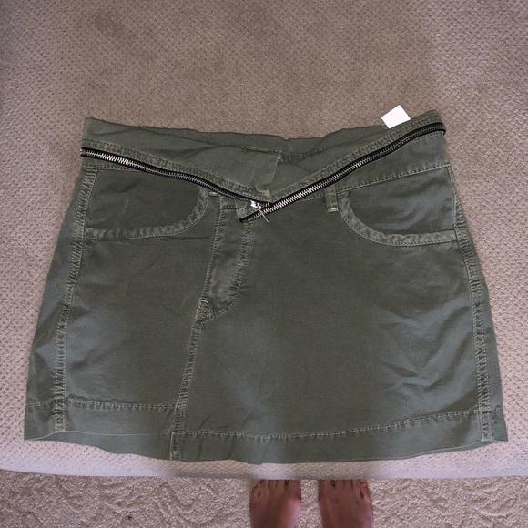 d9b1c569f9 BDG Skirts | Army Green Utility Skirt | Poshmark